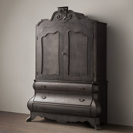 Restoration Hardware - Dutch Merchants Chest Armoire