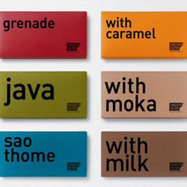 Chocolat Factory - chocolat factory package design