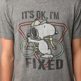 its ok, I'm fixed tee