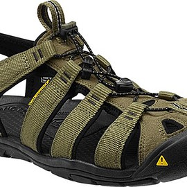 KEEN - Clear Water CNX - Burnt/Black -