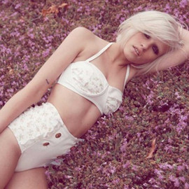 Wildfox Couture - daisy denim bikini