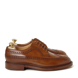 Crockett&Jones - CHEVIOT/Whisky Cordovan