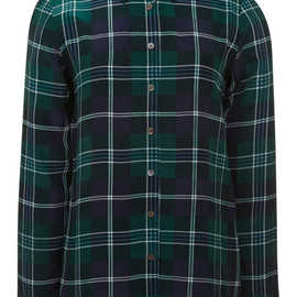 Equipment - Prepster Plaid Cdc Harrison