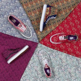VANS - LIBERTY ART FABRICS × VANS HOLIDAY 2013 CAPSULE COLLECTION