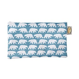 IDEE - Anorak Flat Purse Polar Bear