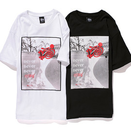 Stussy - Never Grow Up Tee
