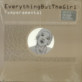 Everything But the Girl - Temperamental (LP)