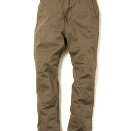 vendor Things - SLIM FIT CHINO PANTS