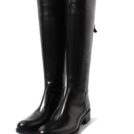 SARTORE - BACK STRAP RIDING BOOTS