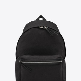 SAINT LAURENT PARIS - BACKPACK (BLACK)