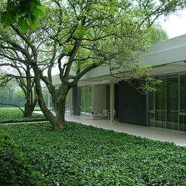 Eero Saarinen - Miller House, Columbus, Indiana