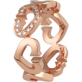 Cartier - C HEART OF CARTIER RING