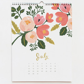 Rifle Paper - 2012 Botanical Calendar