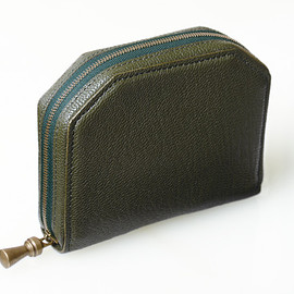 POSTALCO - Kettle Zipper Wallet Small