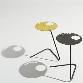 Mathieu Mategot - Side tables, ca 1963