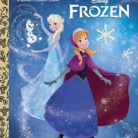 RH Disney - Frozen Little Golden Book (Disney Frozen)