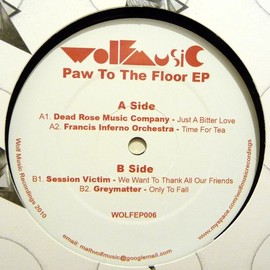 Various Artists - Paw To The Floor EP