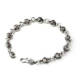 CHROME HEARTS - #1 Crossball Bracelet