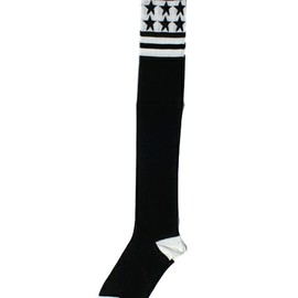 Candy Stripper - CANDY TWIN STAR KNEE HIGH SOCKS