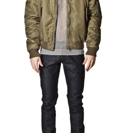 CHEAP MONDAY - Robert jacket earth green
