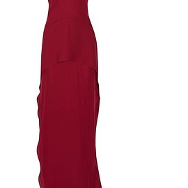 Maiyet - Layered silk crepe de chine gown