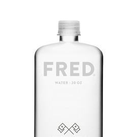 FRED WATER - 20OZ CASE OF 20
