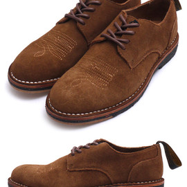 NEIGHBORHOOD - NEIGHBORHOODDRESS/CL-SHOES(シューズ)BROWN294-000052-256-【新品】【smtb-TD】【yokohama】