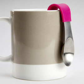 quirky -  MugStir - A Spoon That Hangs With You