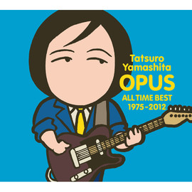 OPUS ~ALL TIME BEST 1975-2012~(初回限定盤)