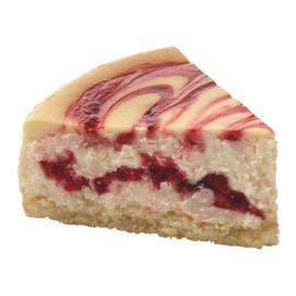 Junior's - NYC - Raspberry Cheesecake