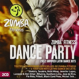 Various Artists - Zumba Fitness/Dance Party 2012
