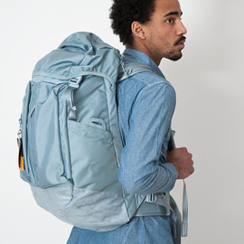 visvim - Ballistic Backpack 23L - Light Blue