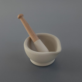 LABOUR AND WAIT - Pestle and Mortar