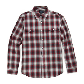 HUF - SHADOW PLAID FLANNEL