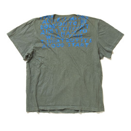 Maison Martin Margiela - AIDS( Dark Green / Blue) Tshirt