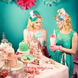 mad tea party photo