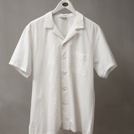 ARTS&SCIENCE - Open Mini Collar H/S Shirt
