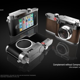 LEICA - i9 for iPhone4