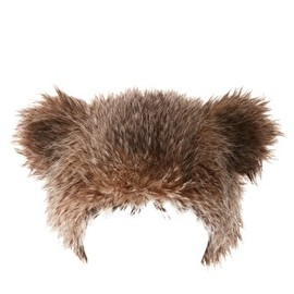 ASOS - Fantasy Fur Bear Ears Hat