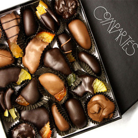 Compartes Chocolate - Dipped Fruit