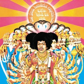 ジミ・ヘンドリックス Jimi Hendrix - Axis: Bold As Love