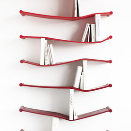 Luke Hart  - Rubber Shelves