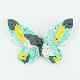 Abigail Brown - butterfly brooch