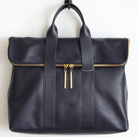 3.1 Phillip Lim - 31hour bag Dark navy/Gold