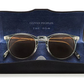 The Row / Oliver Peoples - ザ・ロウ(THE ROW)とオリバーピープルズ(OLIVER PEOPLES)のコラボレーションモデル