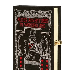 OLYMPIA LE-TAN - ALICE'S ADVENTURES IN WONDERLAND CLUTCH
