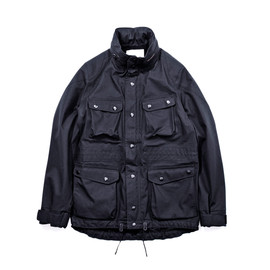 White Mountaineering - GORE-TEX COTTON RIP-STOP MILITARY JACKET