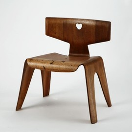 Evans Products - Charles and Ray Eames child's chair