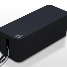 Blue Lounge - CableBox (Black)