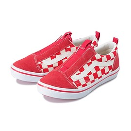 VANS - OLD SKOOL ヴァンズ オールドスクール V36CJ GB 18SP RED/WHT CHK